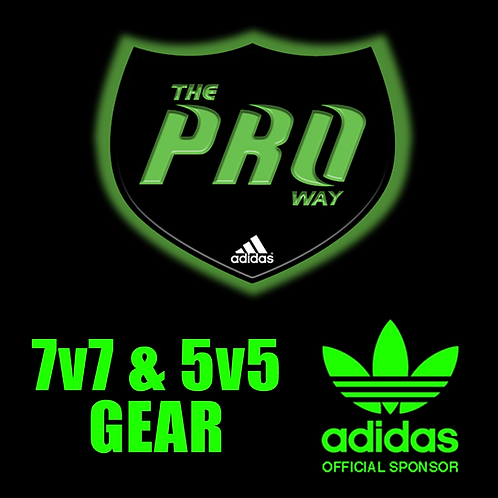7V7 & 5v5 GEAR & TRAINING BUNDLE (PARTIAL PAYMENT YOUTH)