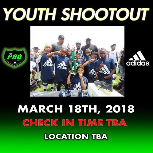 YOUTH SHOOTOUT 2018