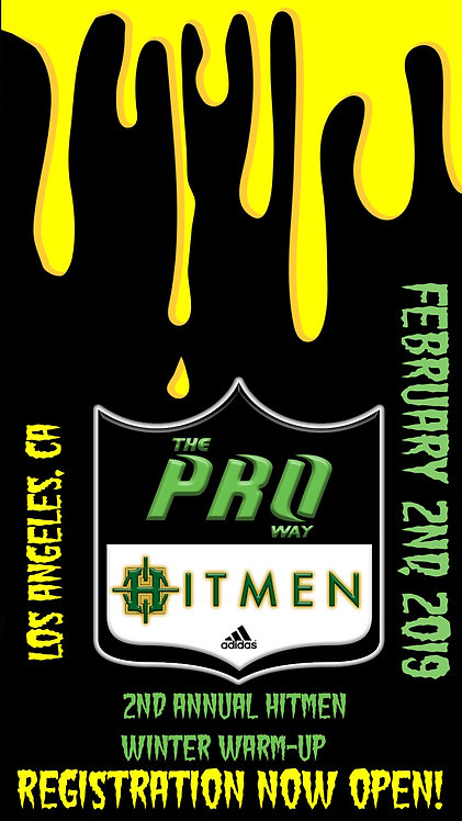 THE PROWAY HITMEN 2ND ANNUAL WINTER WARMUP 7V7 TOURNAMENT