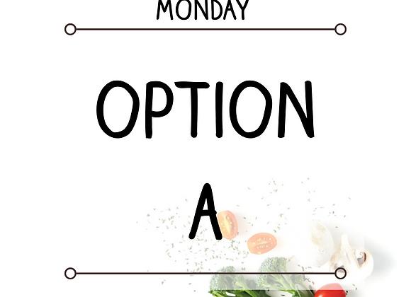 Monday-Option A