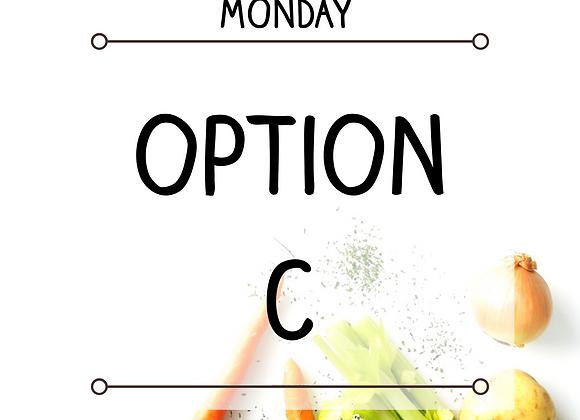 Monday-Option C