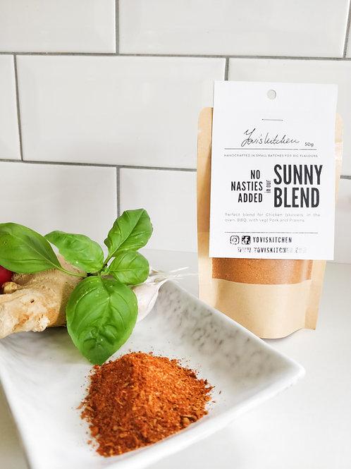 Sunny Spice Blend