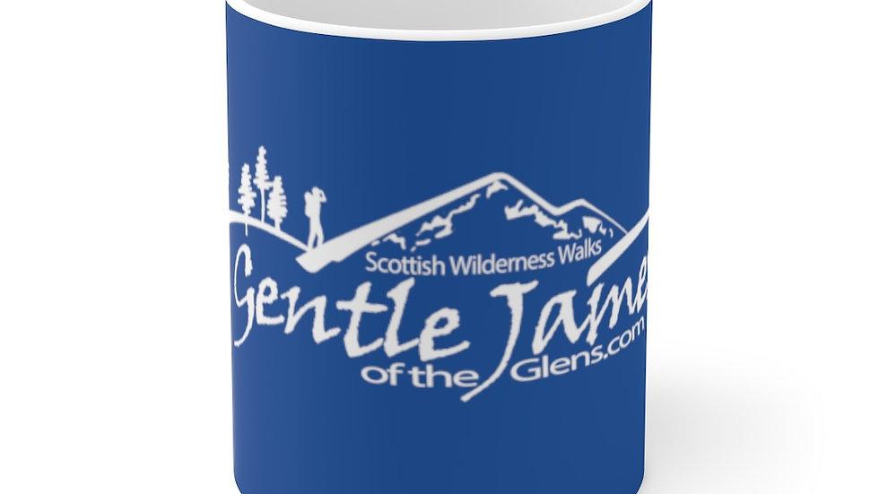 GJ Wilderness walks Ceramic Mug 11oz