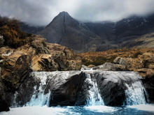 Fairy pools , Isle of Skye tour