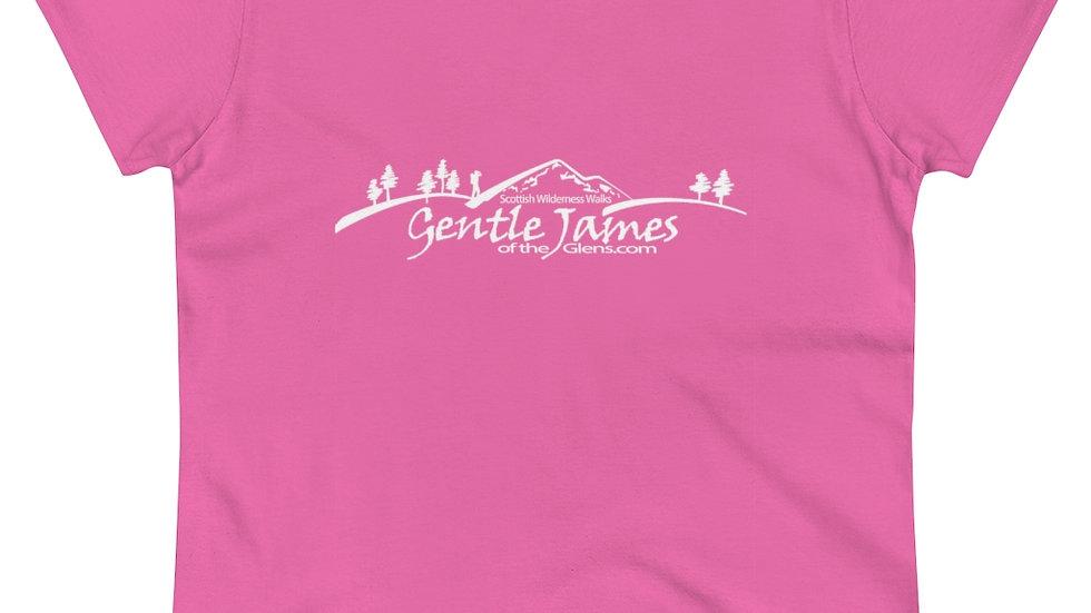 Women's Heavy Gentle James Cotton Tee