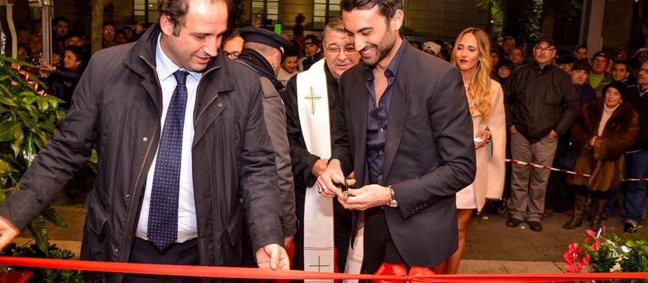 Inaugurazione Chalet Del Centro.