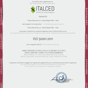 UNI EN ISO 50001:2011