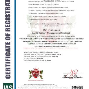 UNI EN ISO 37001