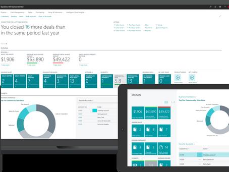 Italced SpA sceglie Microsoft Business Central