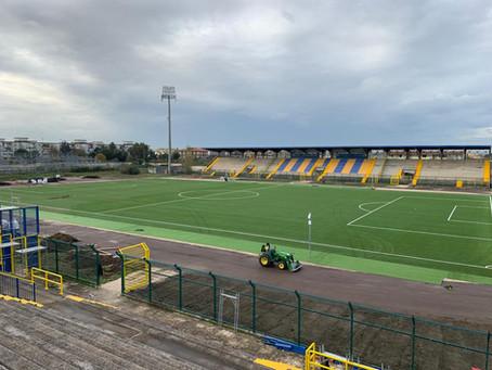 Stadio Comunale città di Giugliano in Campania