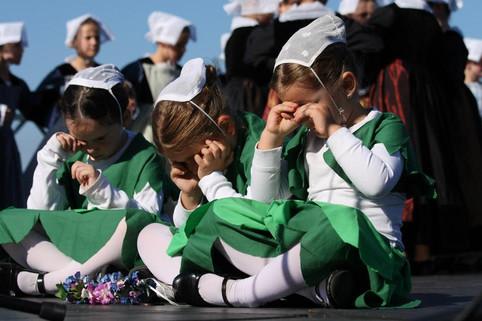 Festerion Ar Brug - Groupe enfants - 2012