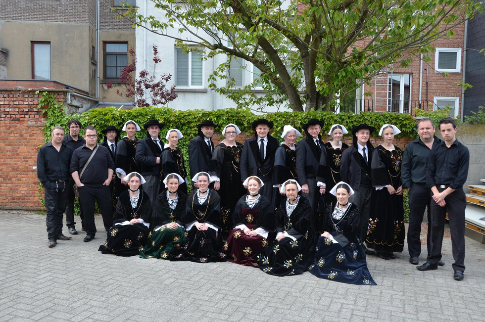 Festerion Ar Brug - Belgique wilrijk - 2014