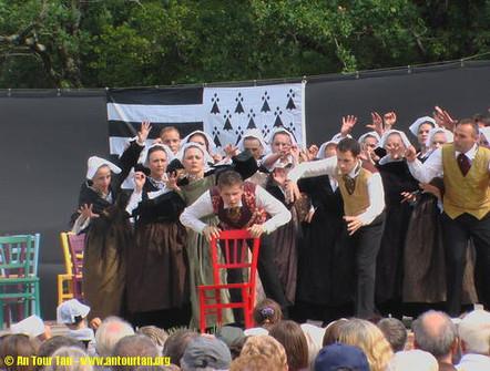 Festerion Ar Brug - Noce bretonne Pluner