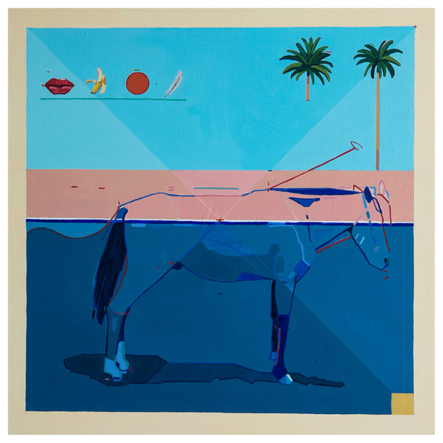 HOCKNEY & THE HORSE