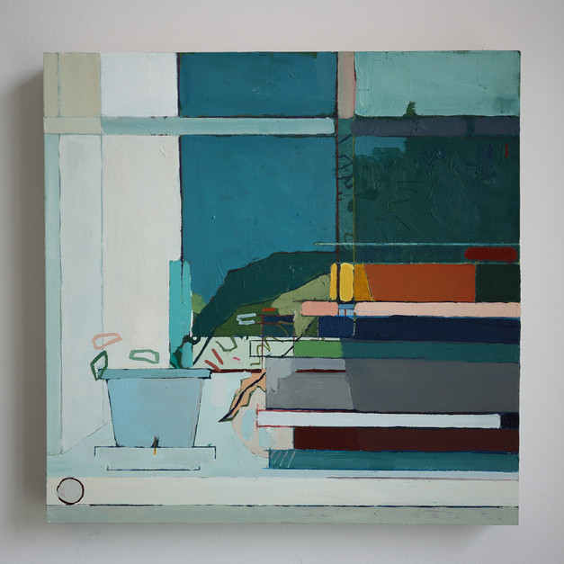 WINDOW TO THE WEST - £600