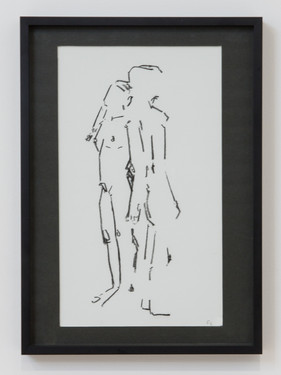 THE COUPLE IN BLACK - £95