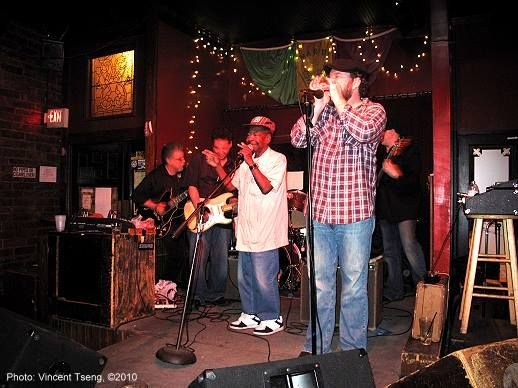 Blind Willie's, Atl, GA 2010