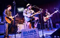 The Dave Herrero Trio / /Jimmy Burns