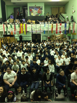 Blues in Schools, Chicago, IL 2013
