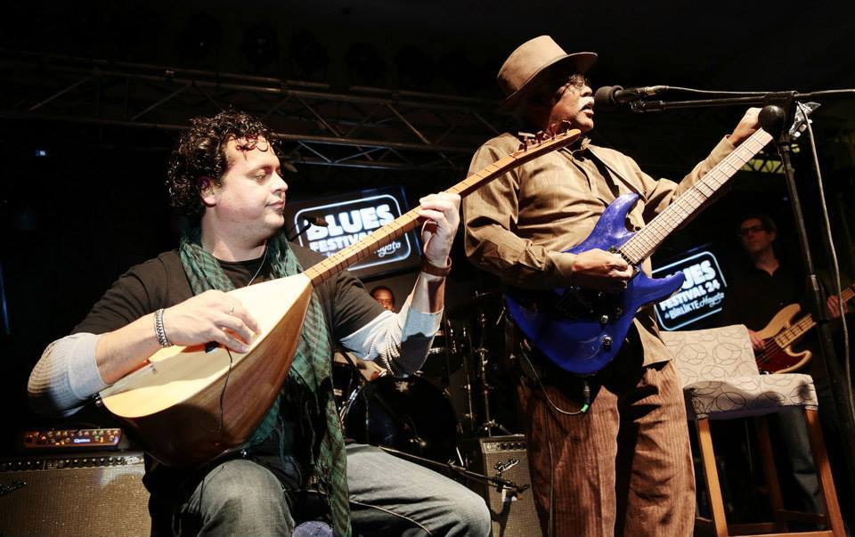 24th Annual Efes Blues Fest 2013