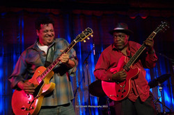 Sitting in with Lurrie Bell 2012