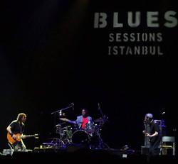 Dave Herrero Trio Blues Sessions Istanbul