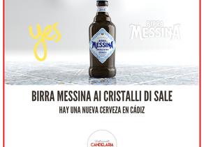 Birra Messina ai Cristalli di Sale