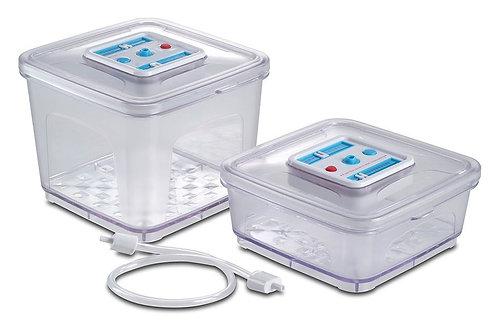 TEST Gerät für Vacuum Behälter