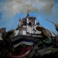 Volo di ricognizione su Piazza Venezia