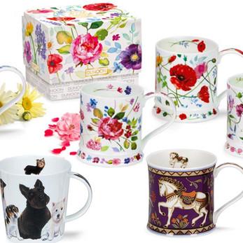 Dunoon Mugs & Tea Ware