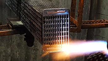Web Site  - Torch-Flame-Radiator-Welding