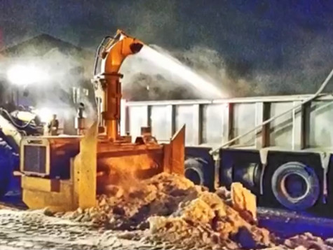North York Snow Removal Operations