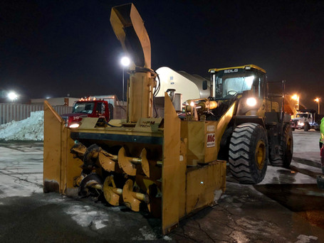 Snow Removal Blower