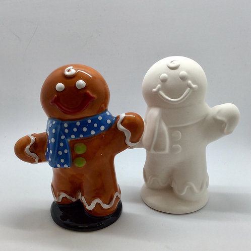 Gingerbread Figure 12.7 x 10.2cm