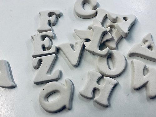 Letters A-Z mini 2.5 cm H