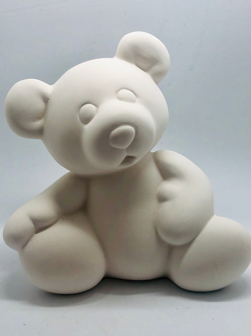 Teddy Money Box 15.2cm