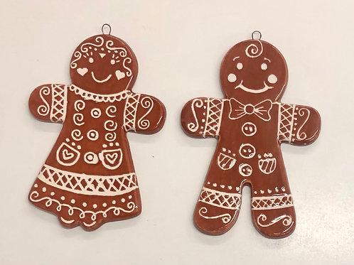 Gingerbread Pair