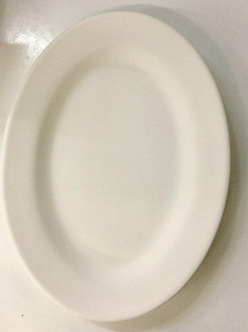 Platter Oval 30 x 20cm