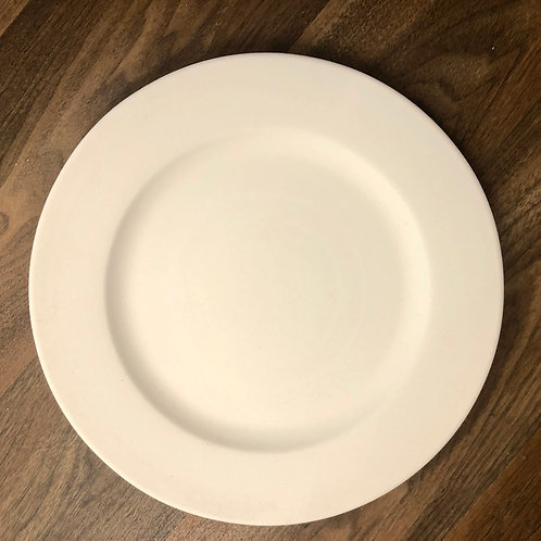 Plate Rimmed  Extra Large Size Between 33- 36cm