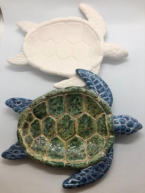 Turtle Dish 22 x 19.5cm