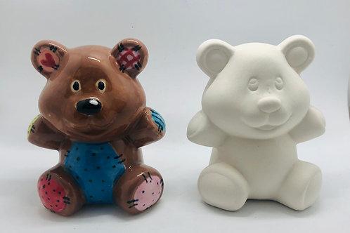 Teddy 12 x 9.5cm