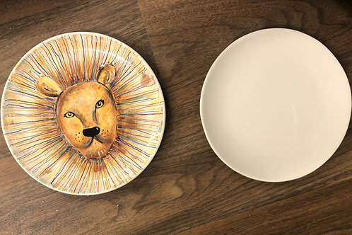 Plate Coup  Small Size Between 20- 23cm
