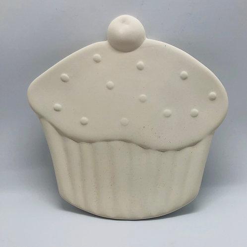 Cupcake Trinket Dish 15.2cm