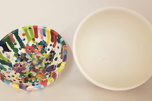 Bowl Cereal 15cm x 7cm H