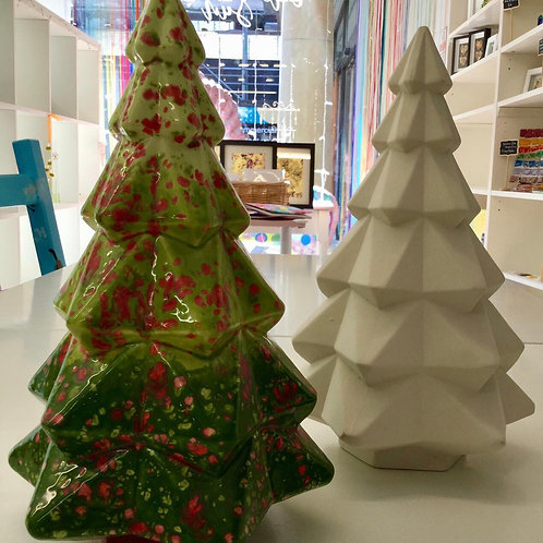 Faceted Tree 25cm