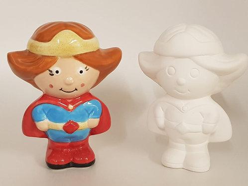 Superhero Girl 10.1cm