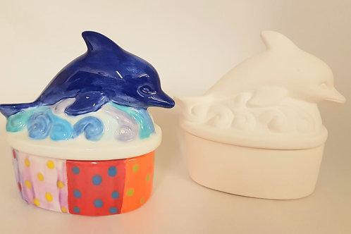Dolphin Box 11.5  L x 6 x 10cmH