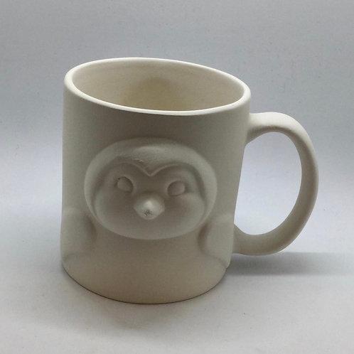 Penguin Mug 8.9 x 10.2cm