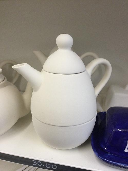 Tea for one 10.8cm x 19 cm