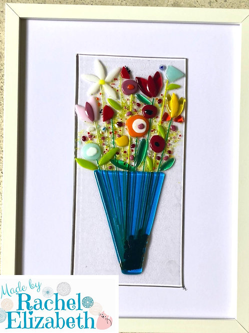 Vase of flowers picture